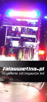 Falaswietlna.pl - oœwietlenie ostrzegawcze led, fala œwietlna, led stroboskopy.